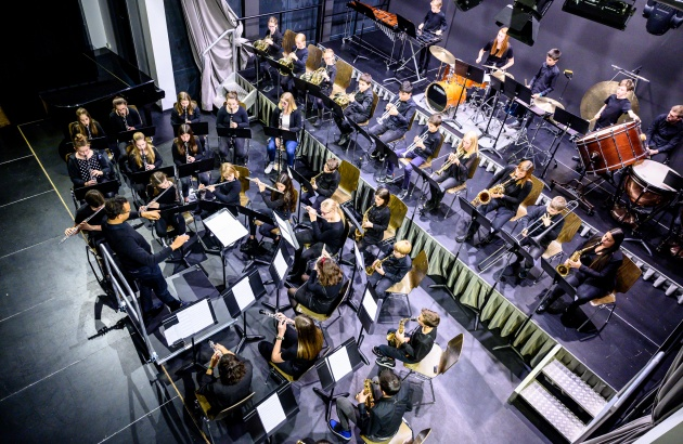 Stage Orchestre d'Harmonie