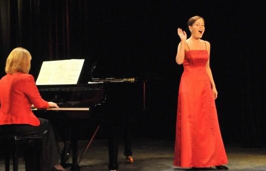 Audition Chant classique