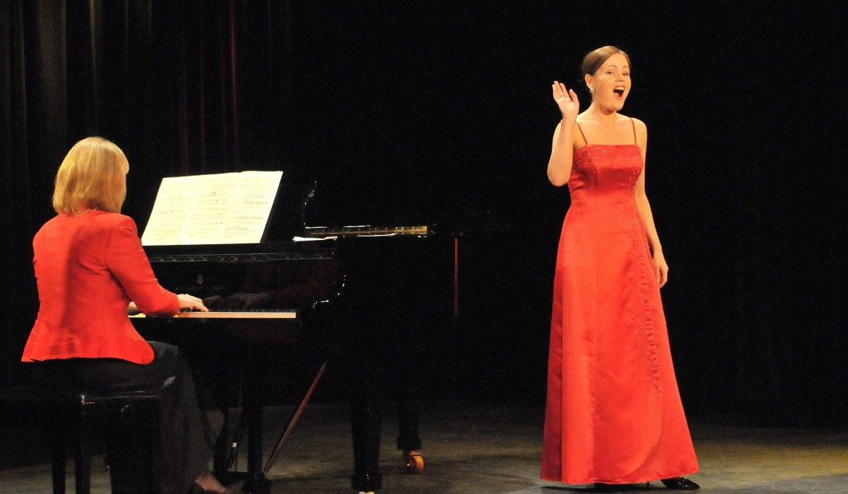 Concours technique Chant classique
