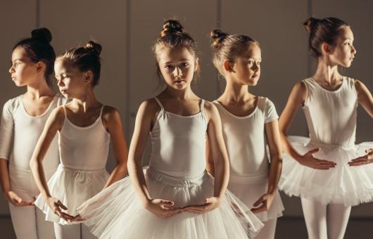Concours public danse classique