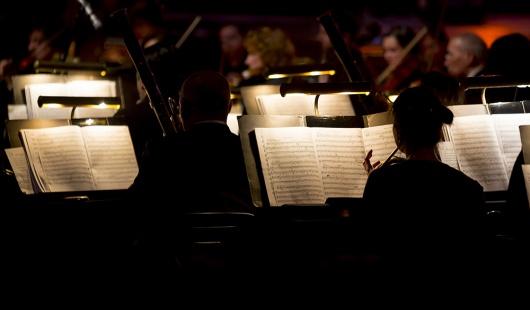 Stage Orchestre symphonique annulé