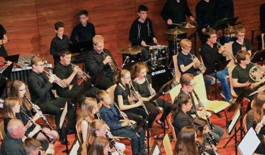 Stage Orchestre d'harmonie 2019