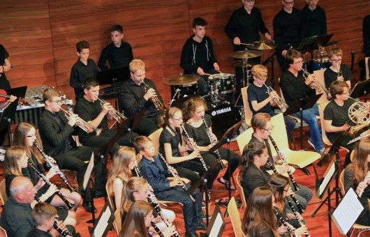 Stage Orchestre d'harmonie 2021