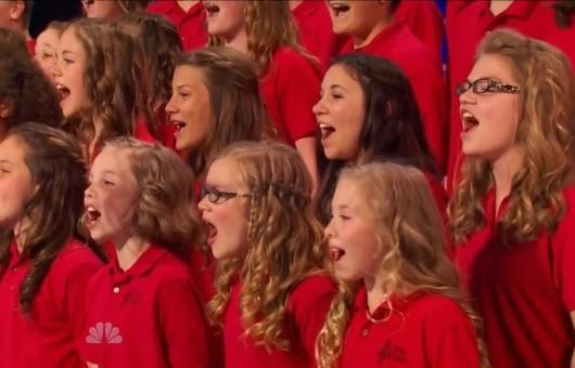 Concert Chorales enfantines