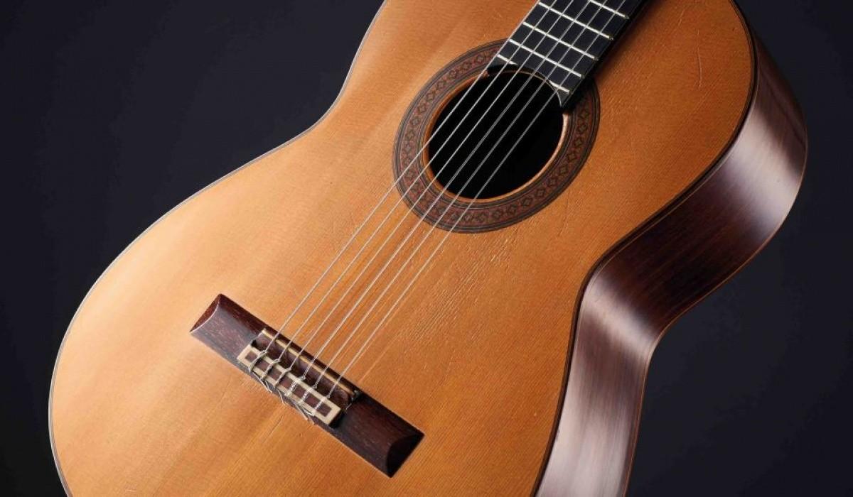 Concours technique Guitare classique & Mandoline